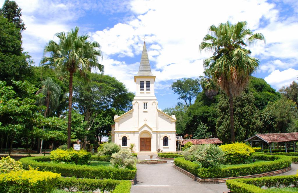 Casamento em SJC: conheça todas as igrejas da cidade