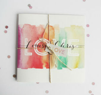 Convites de casamento SJC: como escolher e encantar com o seu
