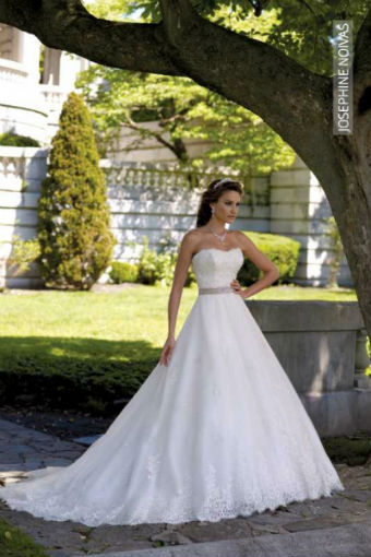 Vestido de noiva sjc